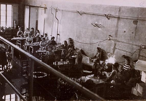 Momenti di vita quotidiana-la fabbrica Stangoni