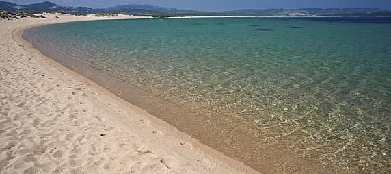 spiaggia liscia