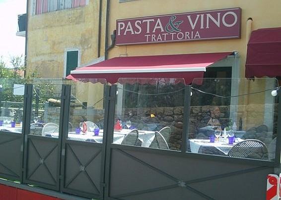 Pasta & Vino
