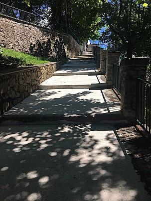 scalinata chiesa-comune 8