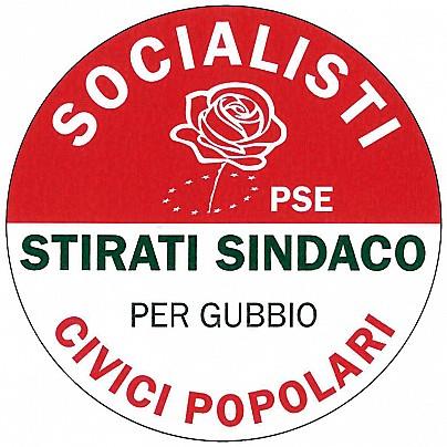 Logo lista: Socialisti PSE Civici Popolari