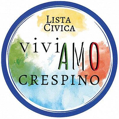 Logo lista: Viviamo Crespino