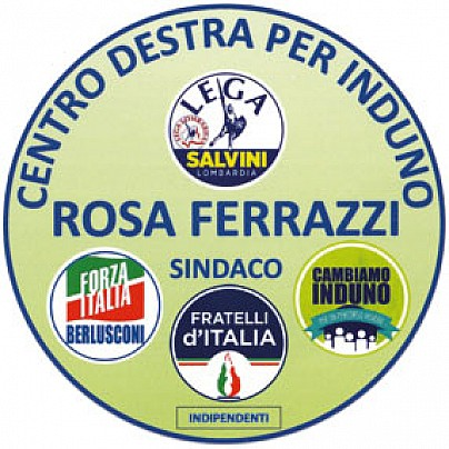 Logo lista: Centro Destra per Induno
