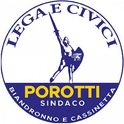 Logo lista: LEGA E CIVICI