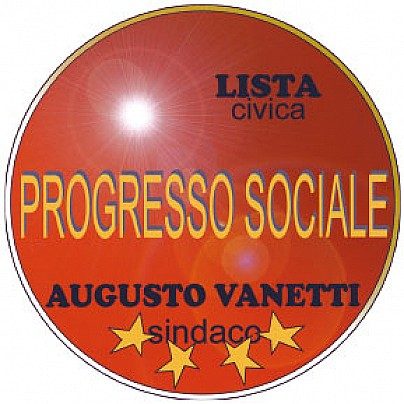 Logo lista: PROGRESSO SOCIALE
