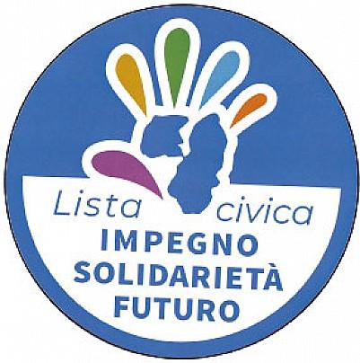 Logo lista: Impegno Solidarietà Futuro