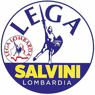 Logo lista: LEGA SALVINI LOMBARDIA