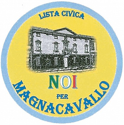 Logo lista: NOI PER MAGNACAVALLO