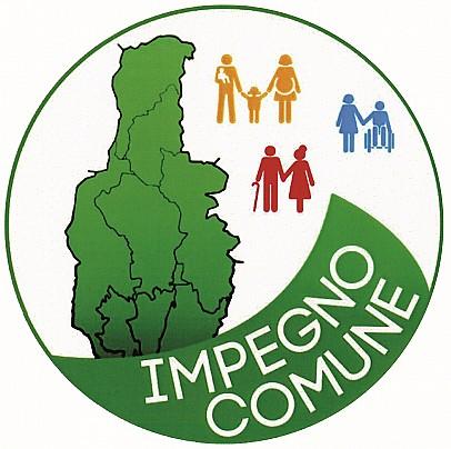 Logo lista: Impegno Comune