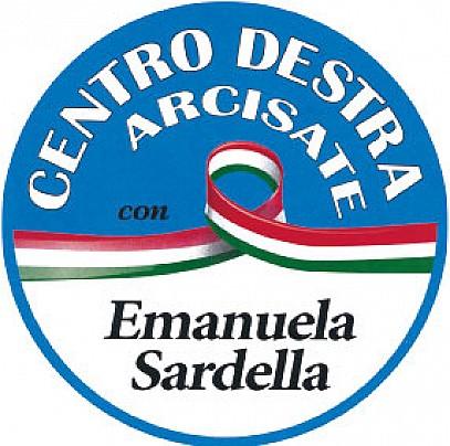 Logo lista: CENTRO DESTRA ARCISATE