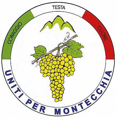 Logo lista: Uniti per Montecchia