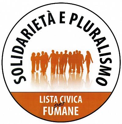 Logo lista: SOLIDARIETA' E PLURALISMO - LISTA CIVICA PER FUMANE