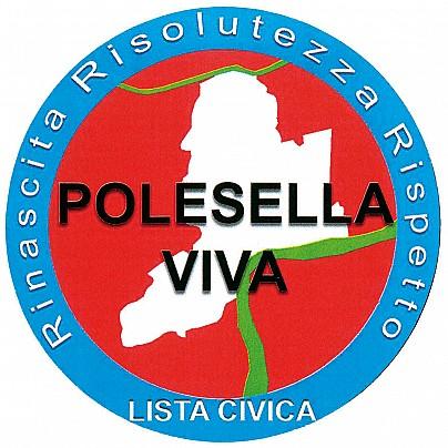 Logo lista: Polesella Viva
