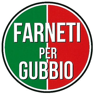 Logo lista: Farneti per Gubbio