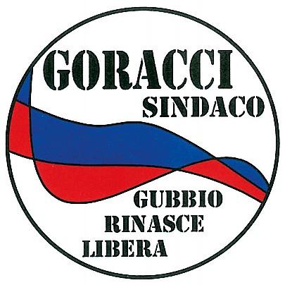 Logo lista: Gubbio Rinasce Libera