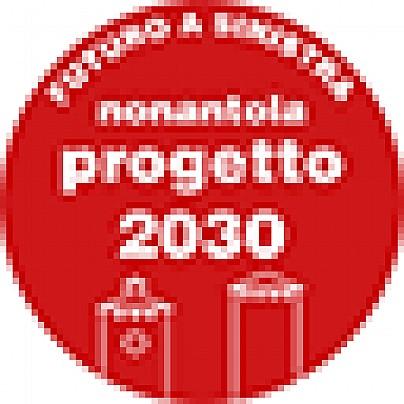 Logo lista: FUTURO A SINISTRA PROGETTO 2030