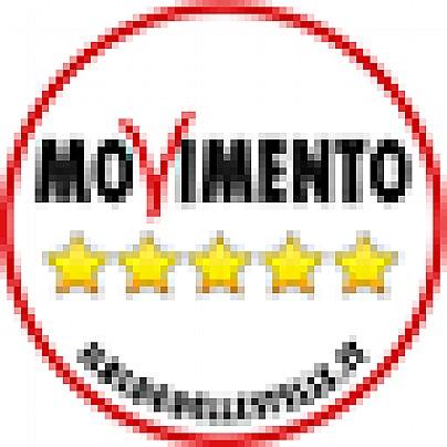 Logo lista: MOVIMENTO CINQUE STELLE