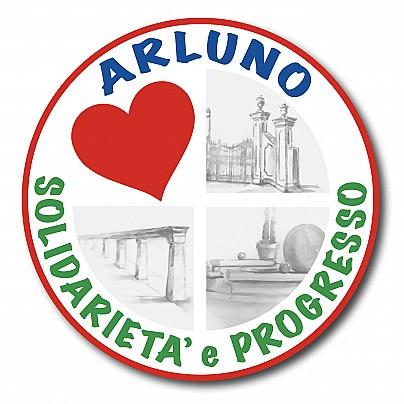 Logo lista: ARLUNO SOLIDARIETA' E PROGRESSO