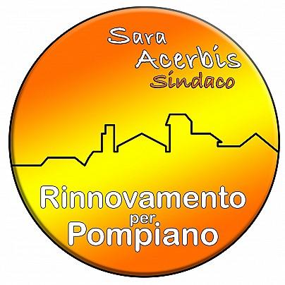 Logo lista: Rinnovamento per Pompiano