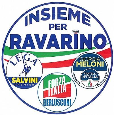 Logo lista: INSIEME PER RAVARINO