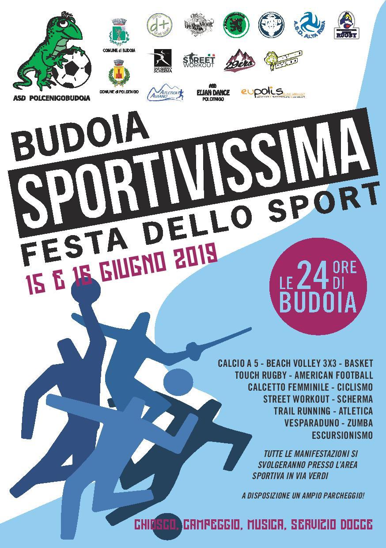 SPORTIVISSIMA 2019 - FESTA DELLO SPORT