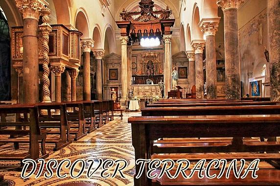 Discovre Cattedrale interno