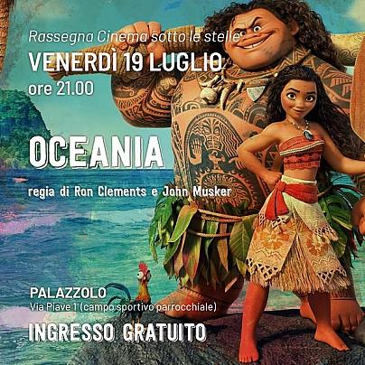 Oceania Cinema estate 2019