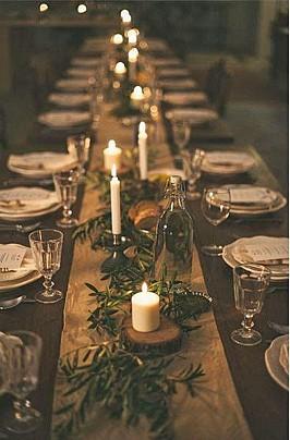 cena monastica foto