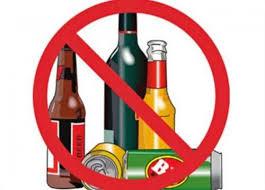 Ordinanza vetro n.115: Divieto di vendita di bevande in bottiglie o bicchieri di vetro e di somministrazione di bevande superalcoliche