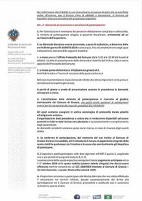 Disciplinare Mostra Mercato_Pagina_2