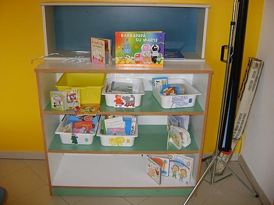 Biblioteca della scuola dell'infanzia