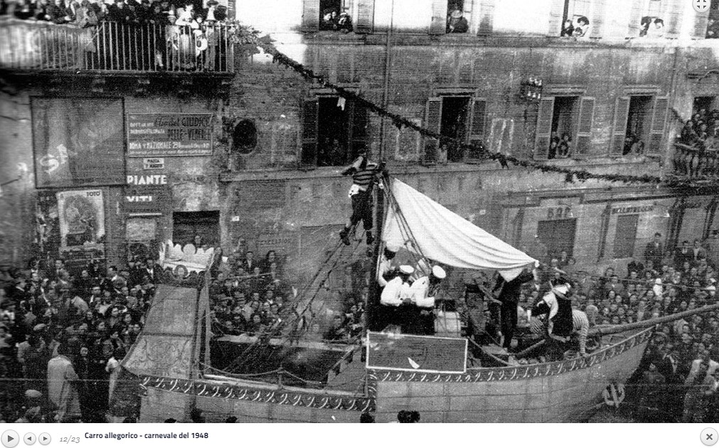 Storia Carnevale