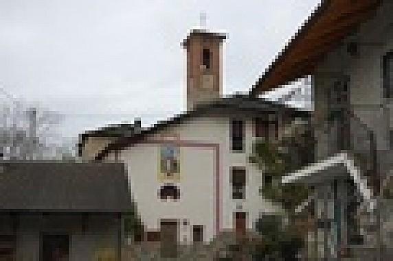 Trana cappella di Pratovigero