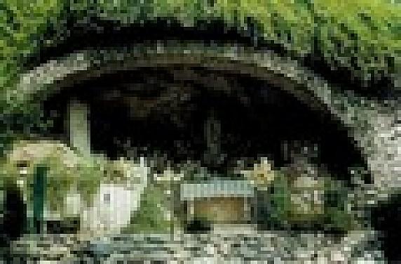 trana grotta colombe