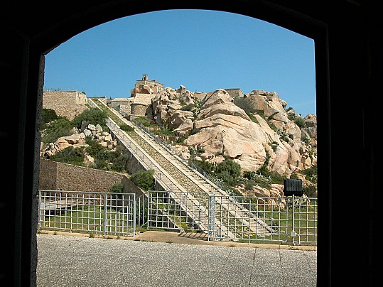 Fortezza Monte altura1