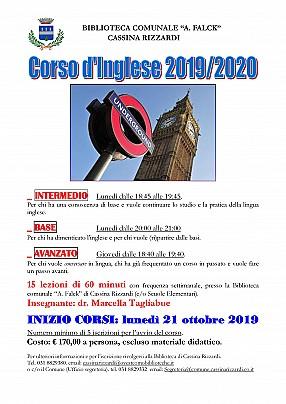 Cassina Rizzardi 2019 lingue