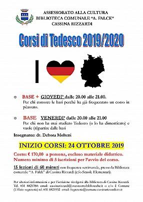 Cassina Rizzardi 2 2019 lingue