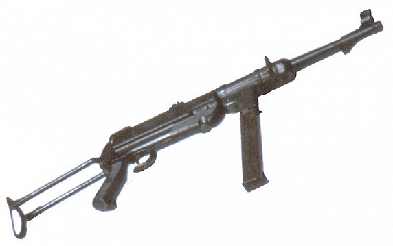 MP 40 Germania