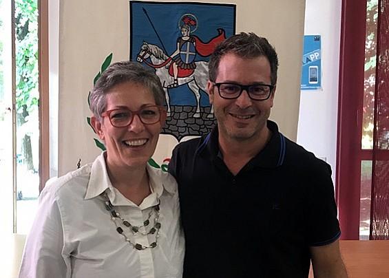 Paola Galimberti è il nuovo vice sindaco di San Martino