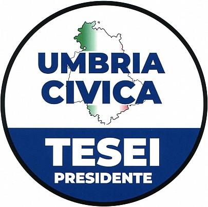 Logo lista: Umbria Civica