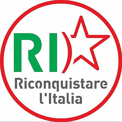 Logo lista: Riconquistare L'Italia