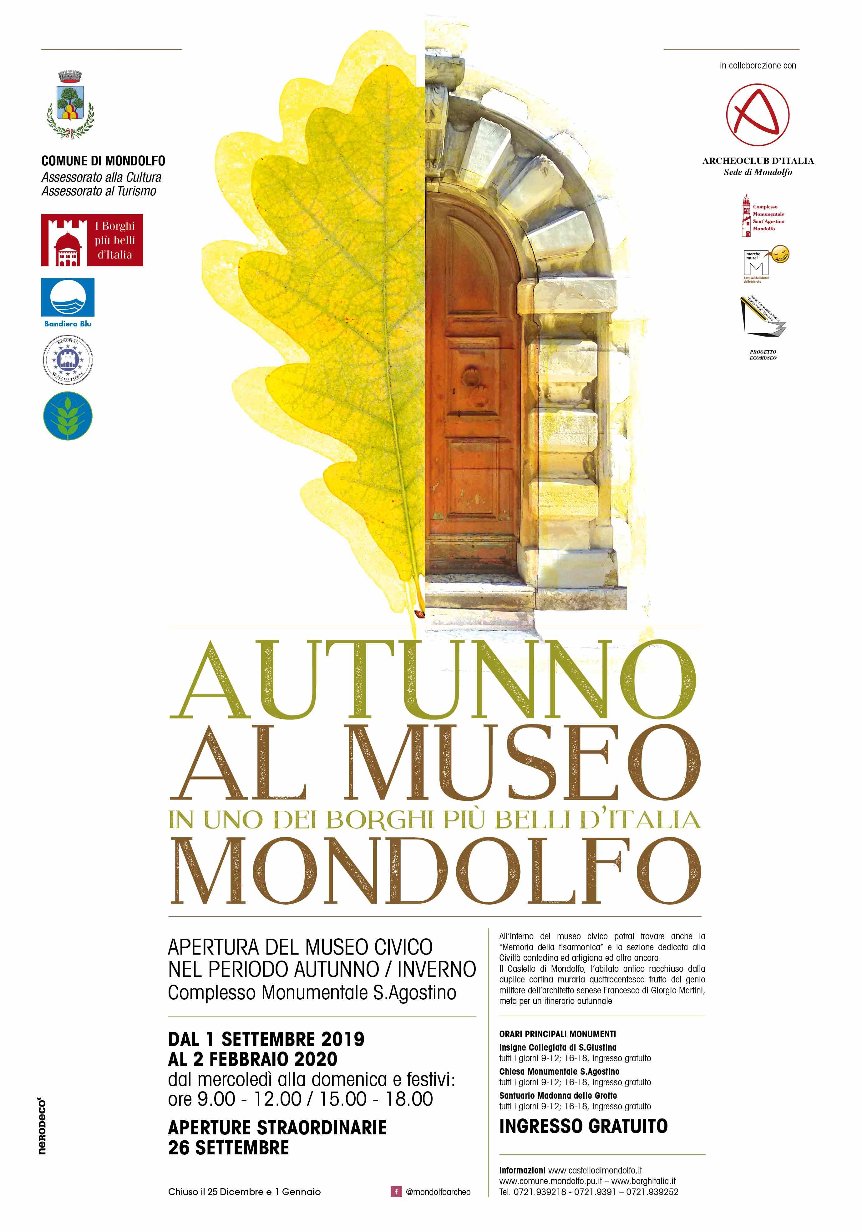 Autunno ai Musei Civici per ricordare usi e costumi della tradizione marchigiana agricola ed artigiana