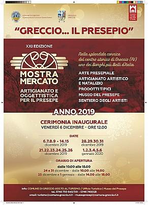 locandina Mostra Mercato 2019