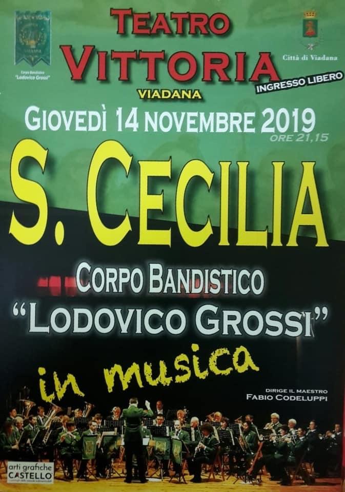 14/11/2019 - Concerto Santa Cecilia