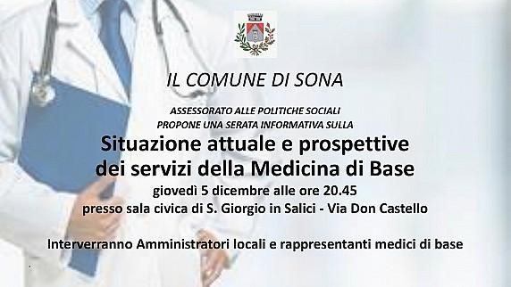 locandina incontro medici di base S.Giorgio in Salici