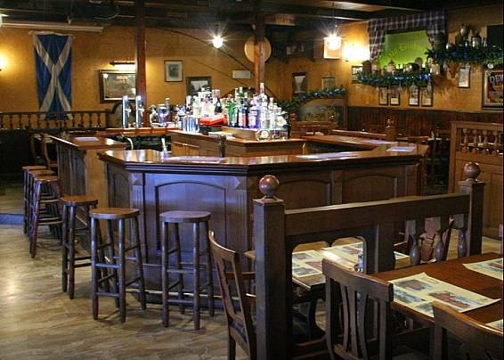 Pub Old Edimburgh