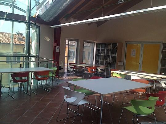 area studio 2° piano