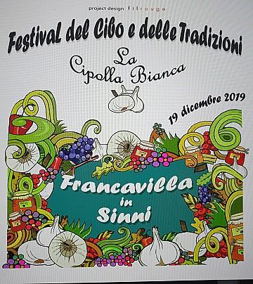 FESTIVAL DEL CIBO E DELLE TRADIZIONI - LOCANDINA