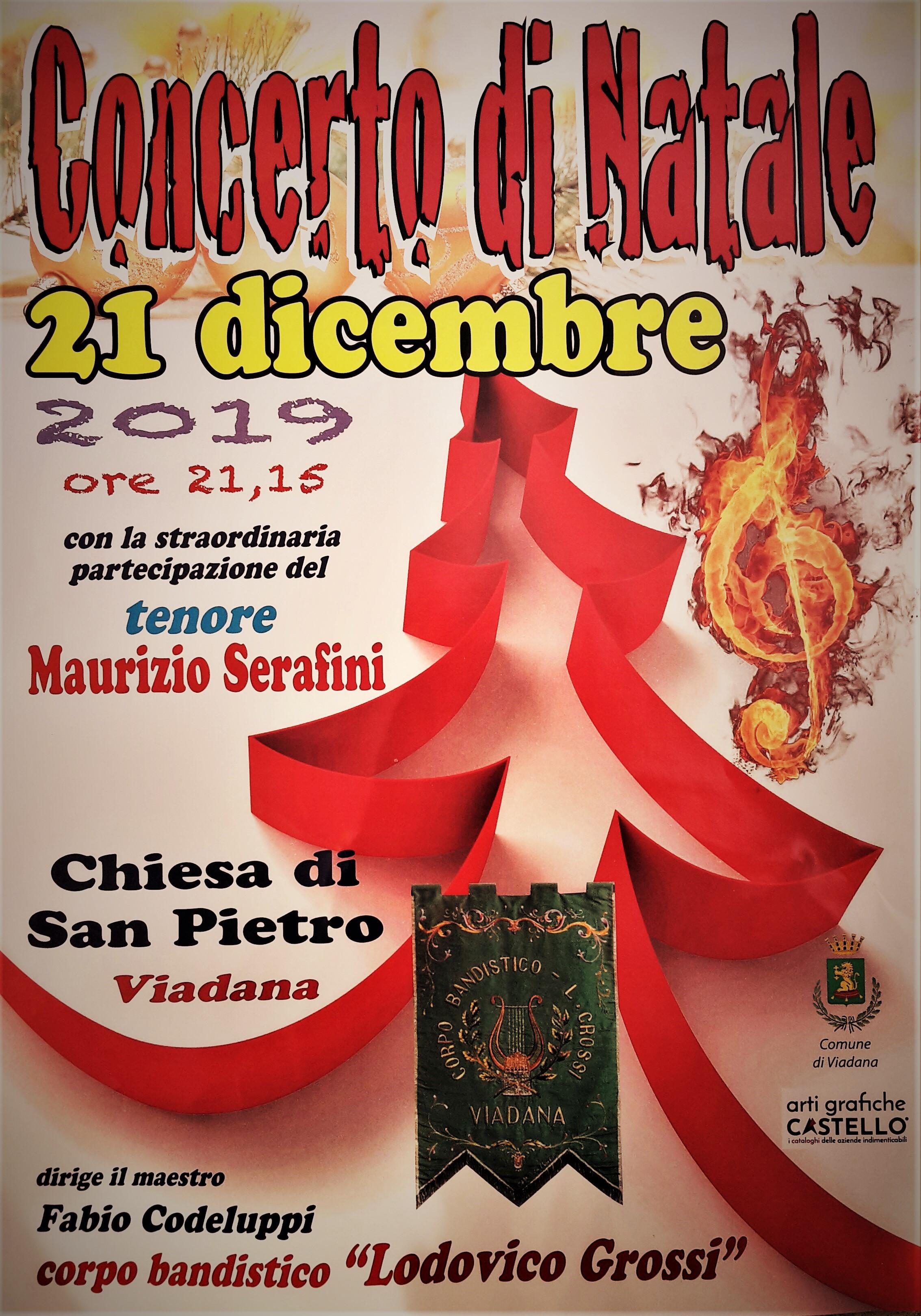 21/12/2019 - Concerto di Natale