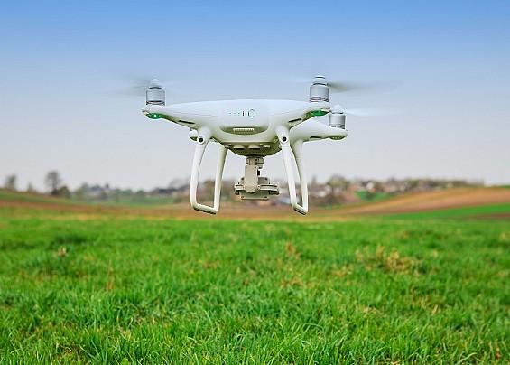 Pbk il drone agricoltore